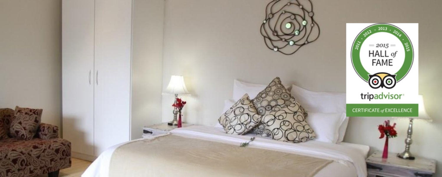 A stylish guest house in Melville, Gauteng